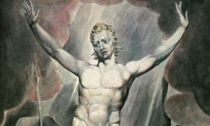 Satan Arousing the Rebel Angels, by William Blake